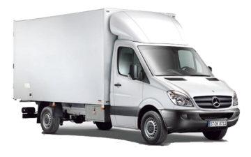 Gruppo LTL - Mercedes Benz Sprinter Box 16 m3 – 12 q.li