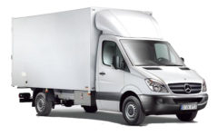 Gruppo LTL - Mercedes Benz Sprinter Box 16 m3 – 12 q.li