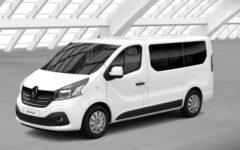 Gruppo V9P - Renault TRAFIC 9 posti