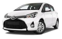 Gruppo CE - Toyota Yaris Hybrid